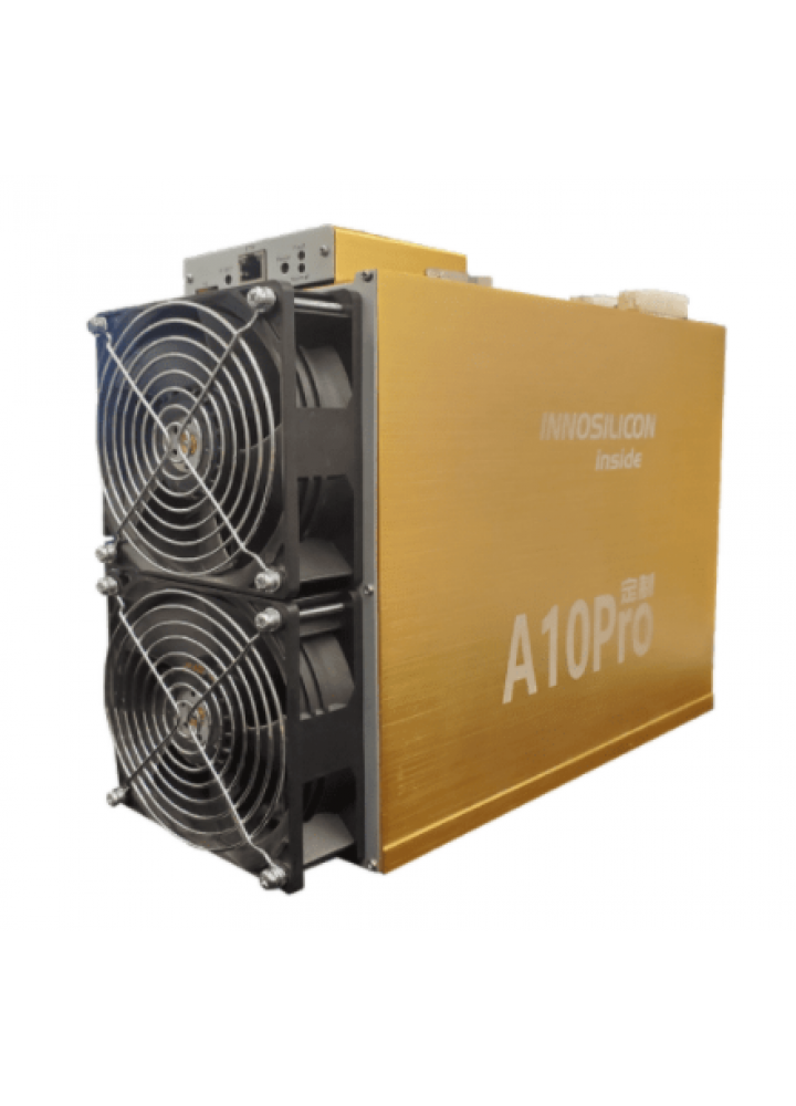 Fast ROI Ethereum Miner Pack - 10 Set Innosilicon A10 Pro+ 7GB Total Hashrate 7200 Mh/s Ethereum Miner