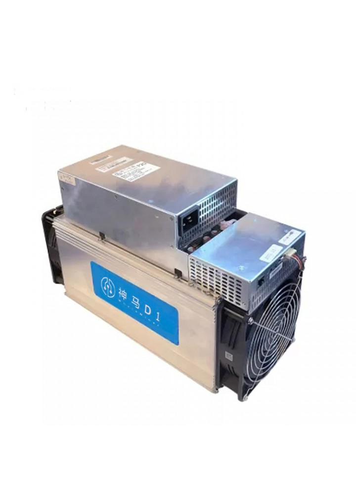 MicroBT Whatsminer D1 44 Th/s Decred Miner